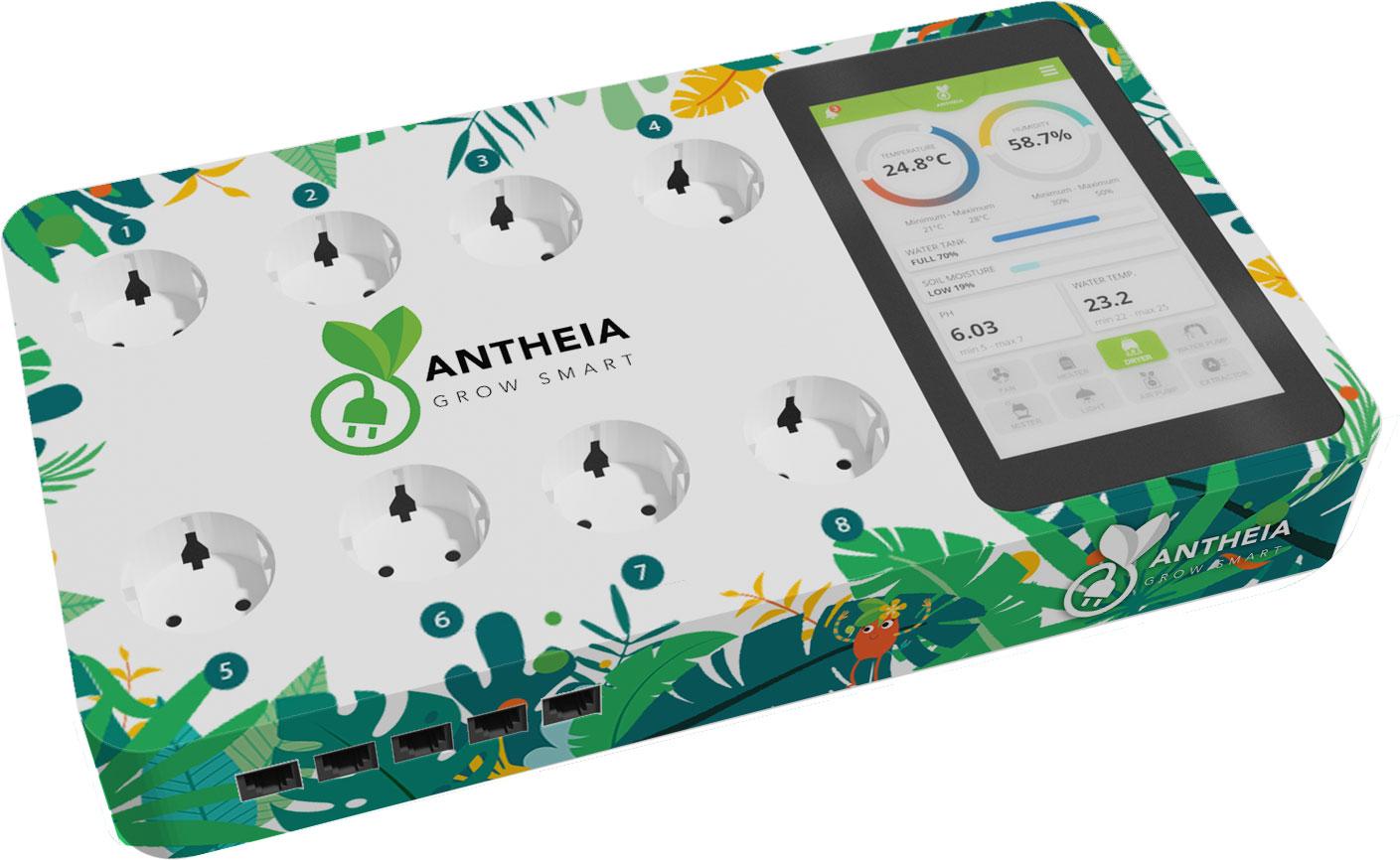 Antheia Box