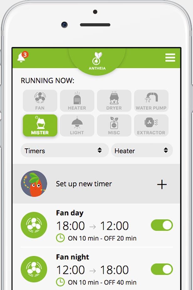 Antheia Web App Free